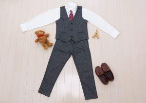 男の子スーツ  130cm