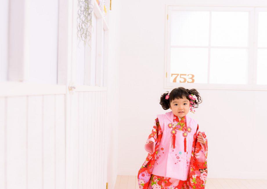 七五三・753|フォトスタジオこころ|熊本 人吉 球磨 写真館