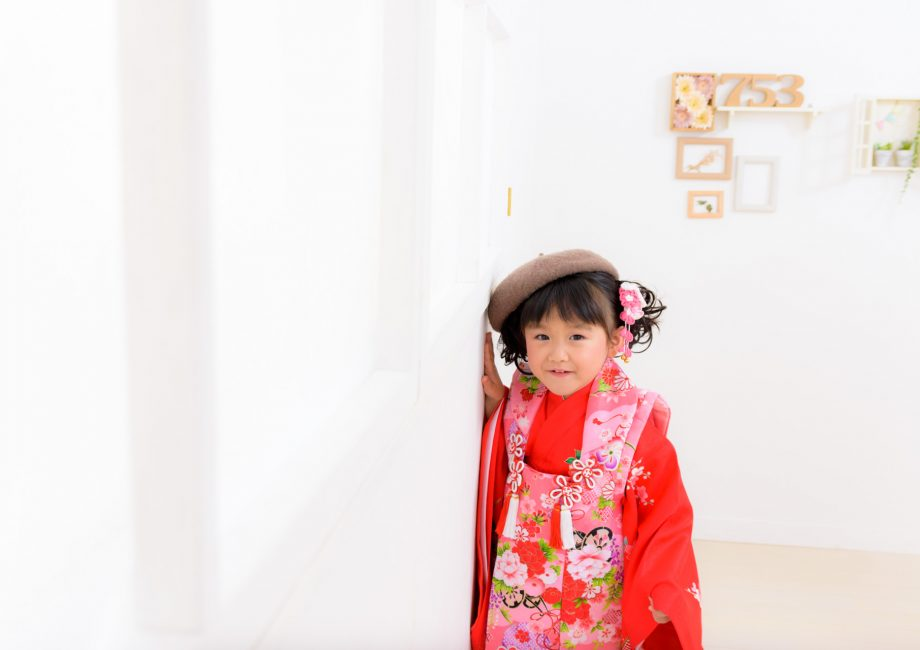 七五三 753|フォトスタジオこころ|熊本 人吉 球磨 写真館