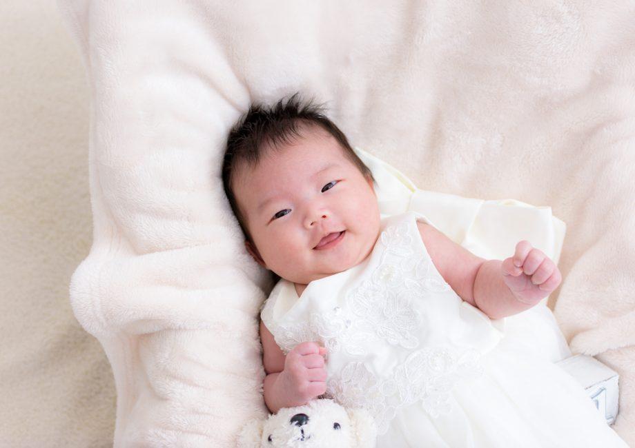 お宮参り|初着・産着レンタル|フォトスタジオこころ|熊本 人吉 球磨 写真館