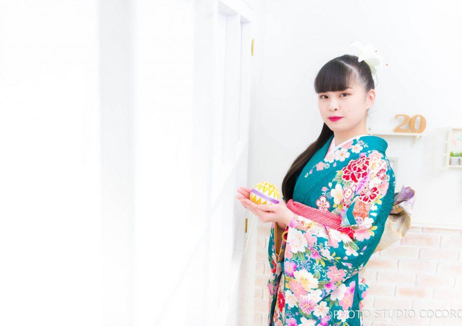 成人式|フォトスタジオこころ|熊本 人吉 球磨 写真館